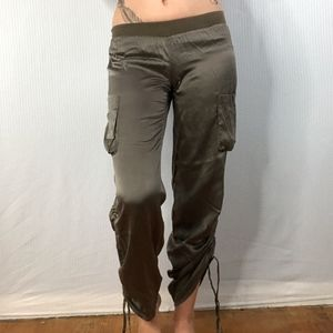 Forever 21 Silk Joggers